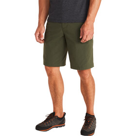 "Marmot Escalante 11"" Shorts Heren, nori"